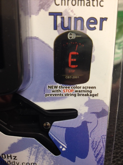 Clip On Guitar Tuner >> ChordBuddy Tuners and Metronomes | Tune Your Guitar ...