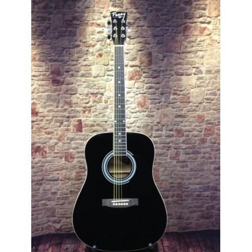 Adult Black Acoustic GUitar
