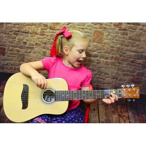Guitar Learning Device for Beginners