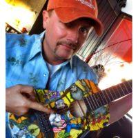 DUck Dynasty Guitar