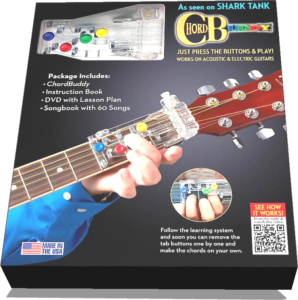 just press a button to play adult and children chord practice tool for instructor beginners One-key chord assisted learning tool for guitar beginners